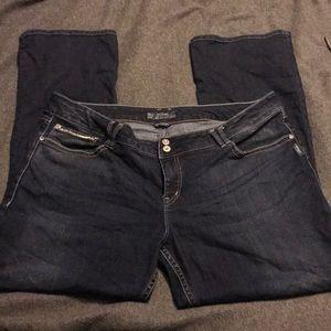 Silver Jeans Co - Dawson Denim
